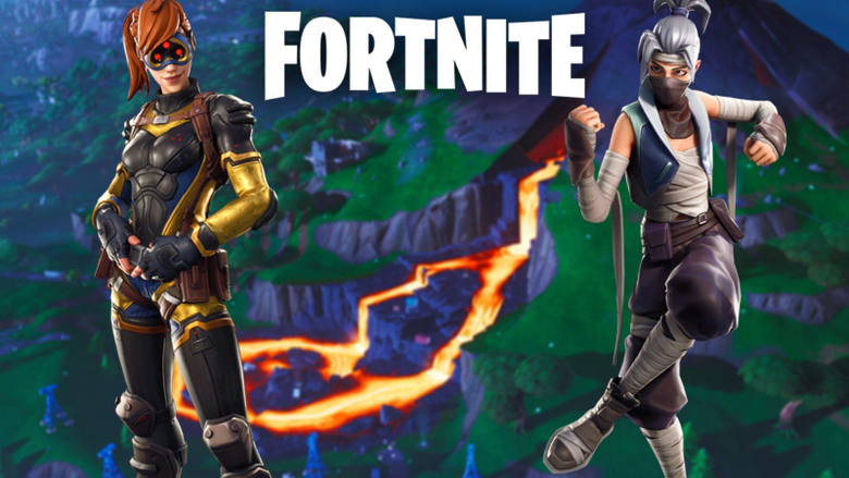 Leaked Fortnite skins and cosmetics found in v8 1 patch