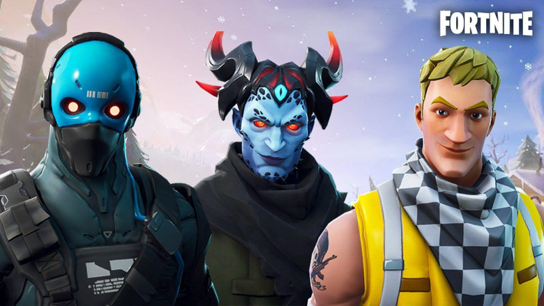 Leaked Fortnite skins and cosmetics found in the v7 20 patch files