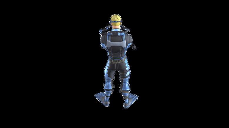 Fortnite Wreck Raider