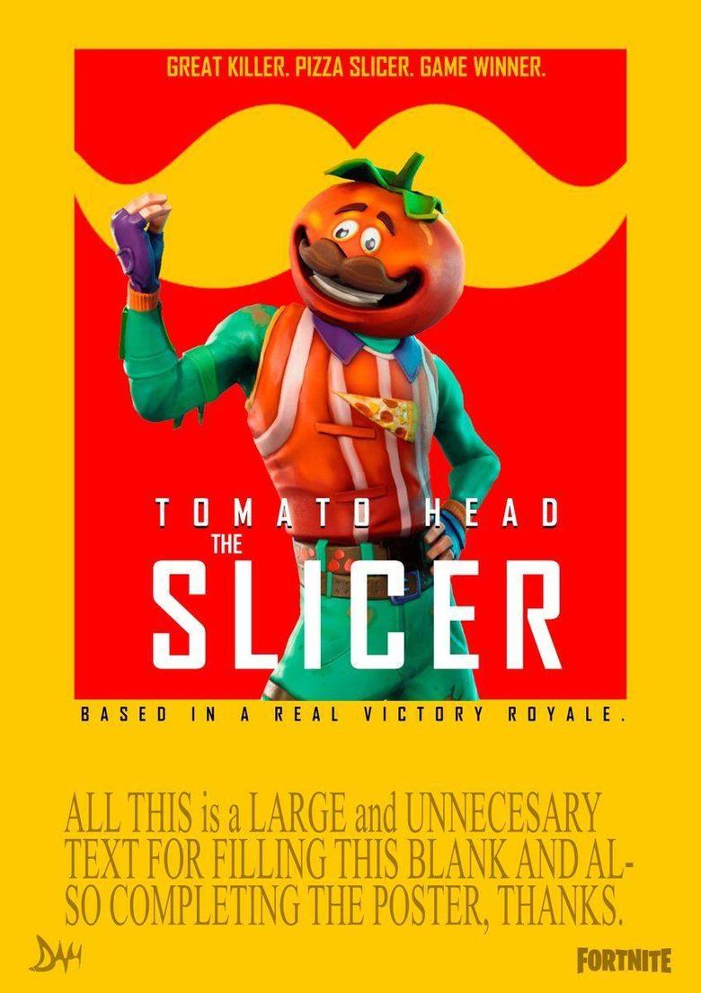 Fortnite Wallpapers Tomato Head DeALZCQV4AA0tLq Twitter