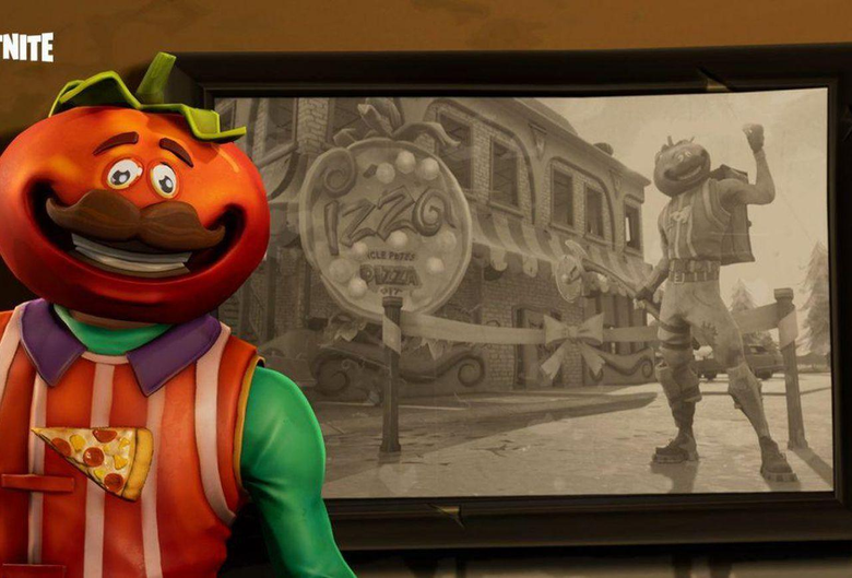 Fortnite s Tomatohead Outfit Is Unsettling In The Best Way