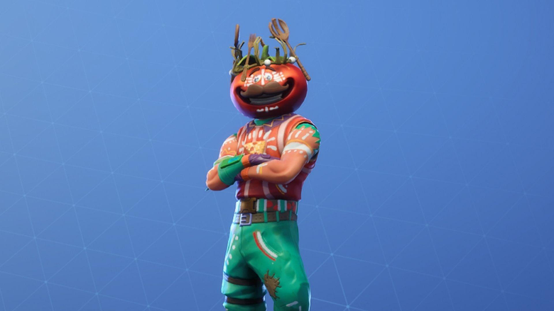 Fortnite Tomatohead challenges how to unlock the Tomatohead Crown
