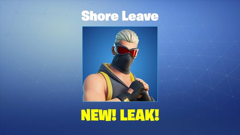 Shore Leave Fortnite wallpapers