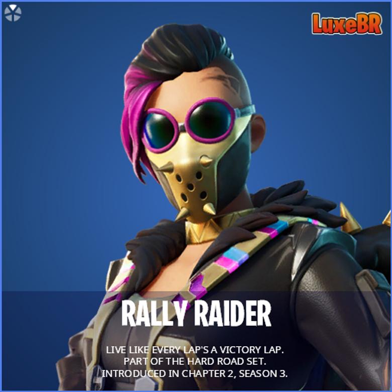 Rally Raider Fortnite wallpapers