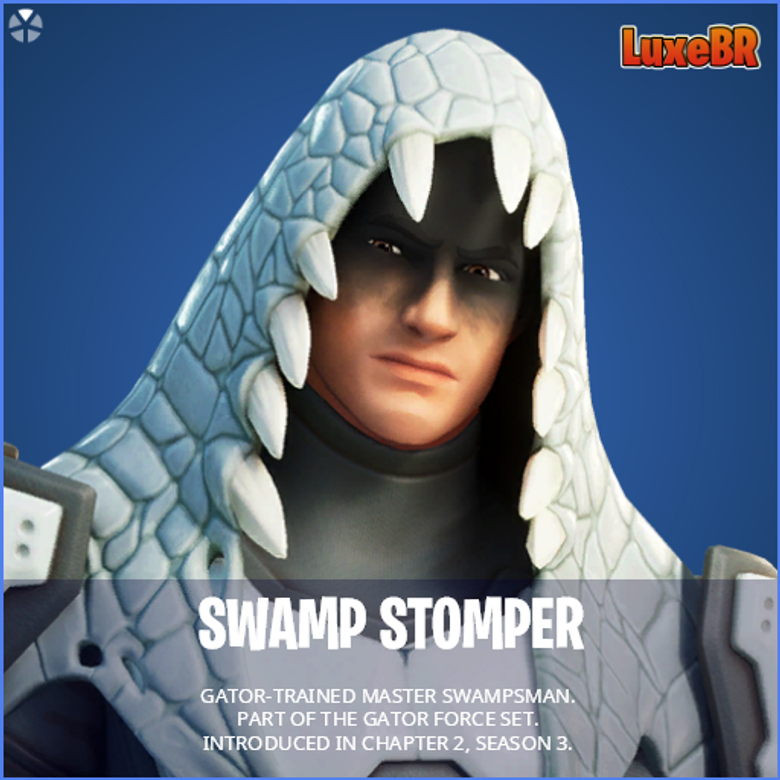 Swamp Stomper Fortnite wallpapers