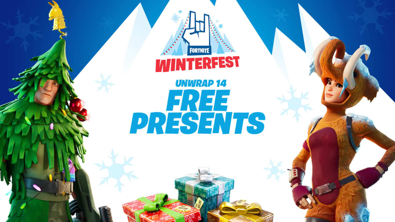 Fortnite Presents Guide Which Winterfest Presents To Open