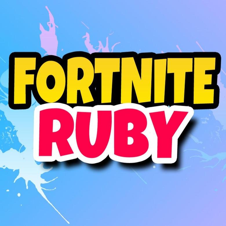 Ruby Fortnite wallpapers