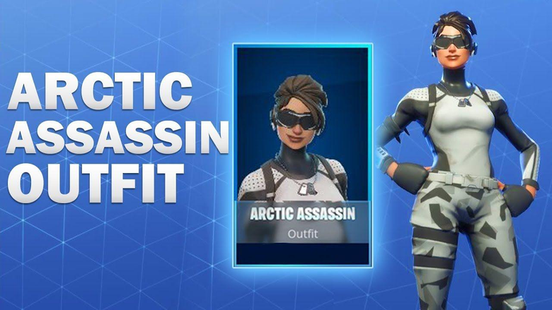 Fortnite Arctic Assassin Skin Related Keywords Suggestions