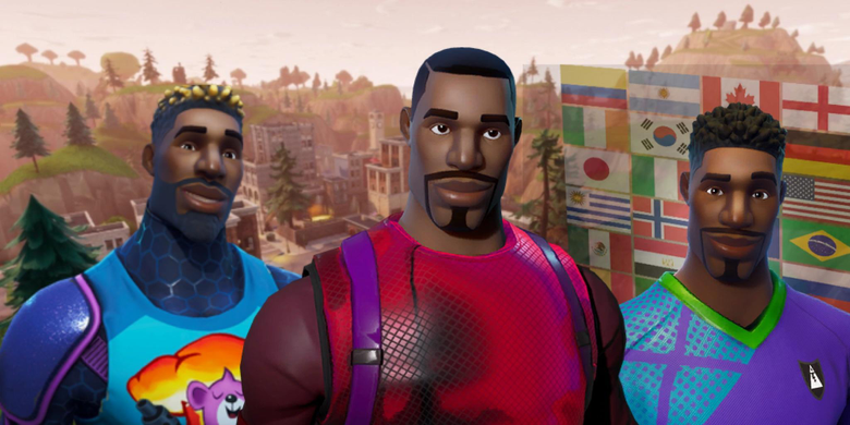 Please Epic Can we get the Radiant Striker