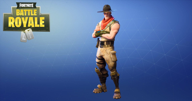 Sash Sergeant Fortnite Outfit Skin How to Get News