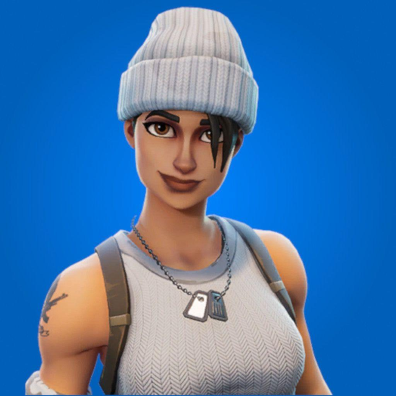 Favorite Skin in fortnite