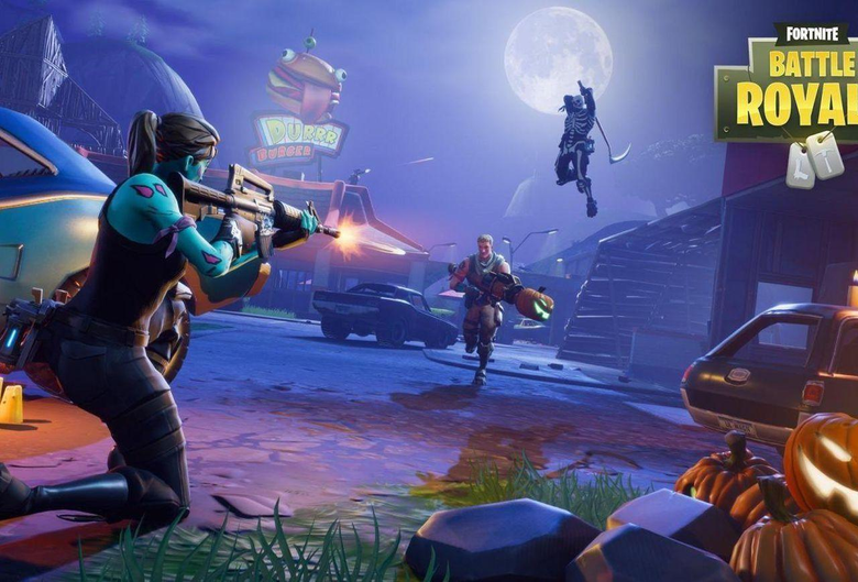 New Fortnite Halloween Skins And Cosmetics Have Leaked Skull