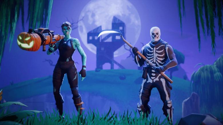 Fortnite Halloween Event Could Bring Back the Skull Trooper Skin