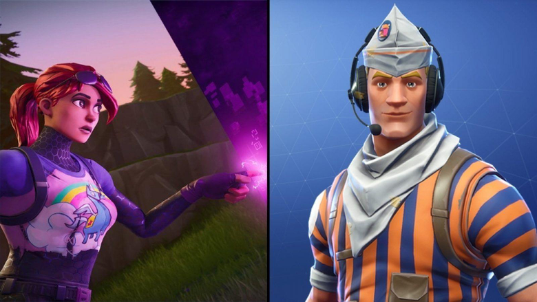 Fortnite s Grill Sergeant Outfit Is Being Removed from People s