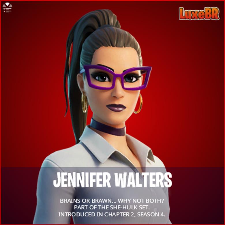 Jennifer Walters Fortnite wallpapers