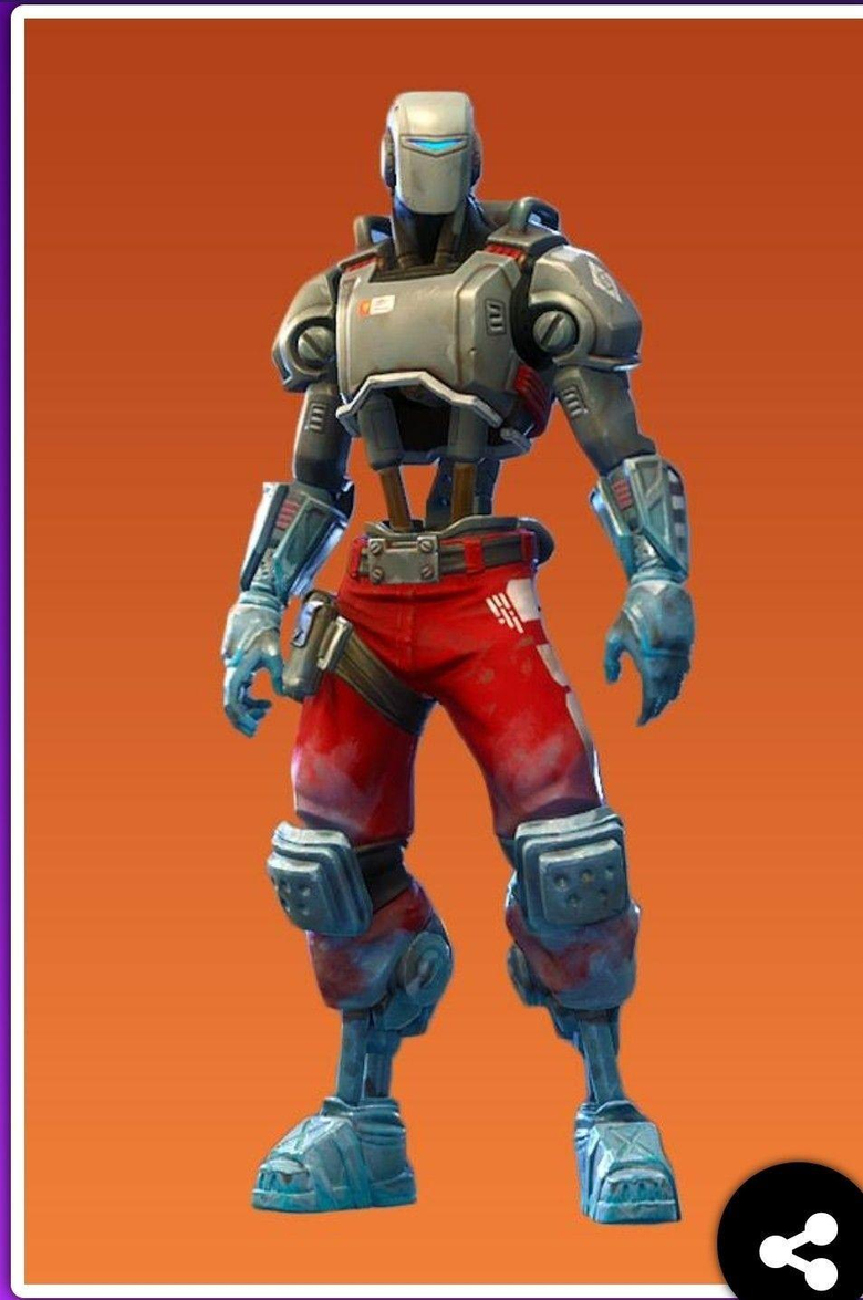 Ckeck this new A I M skin it s sick