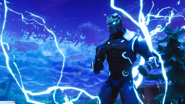 Best Fortnite Cool Carbide Wallpapers