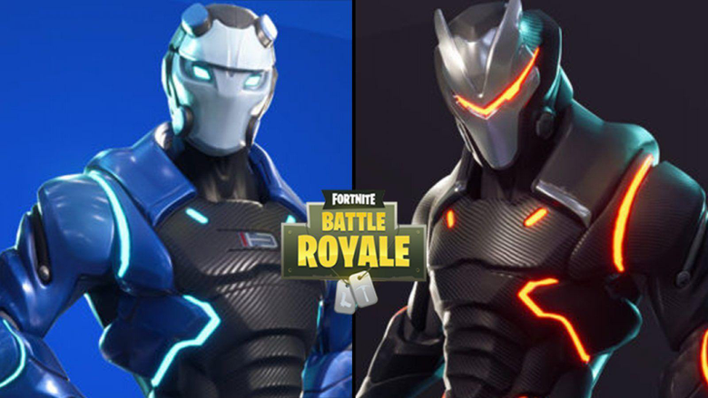Carbide and Omega Poster Locations for the Fortnite Battle Royale