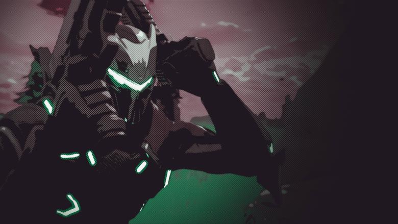 Fortnite Comic Omega