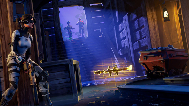 Fortnite servers working with new map update here are the patch