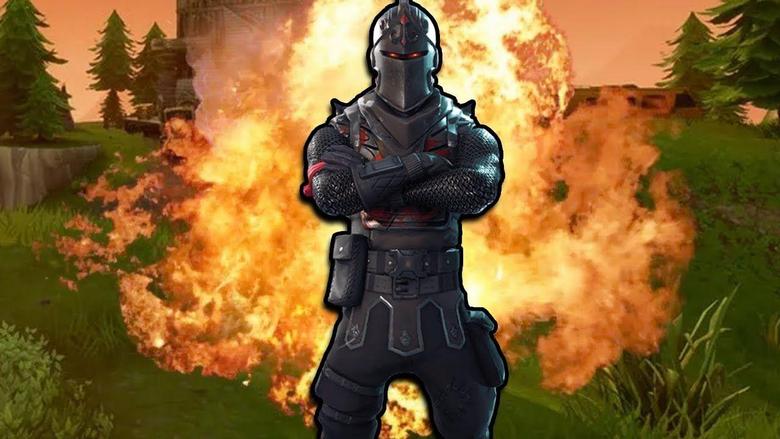 Similiar Black Knight Fortnite Skin Keywords