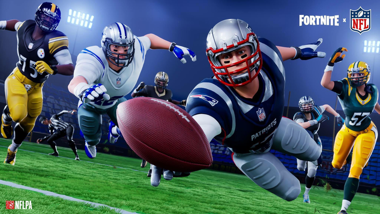 Can someone kindly list the character models of the football skins