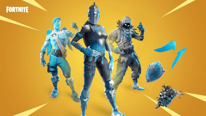 Fortnite Frozen Legends Bundle may cost real money