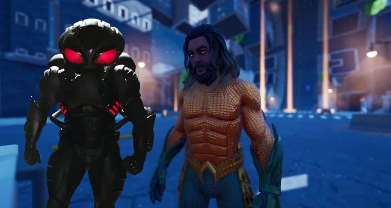 Black Manta Aquaman Villain Fortnite Item Shop Skin Leak