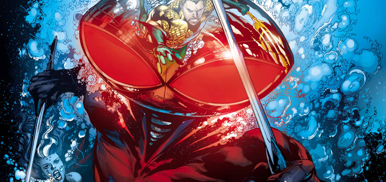 James Wan hints at a classic look for supervillain Black Manta in