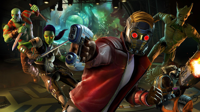 Leaked Guardians of the Galaxy Star Lord outfit could be coming to