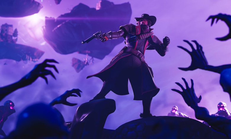 Fortnite Halloween update Latest patch brings hordes of Cube Monsters to the map but just don t call them zombies