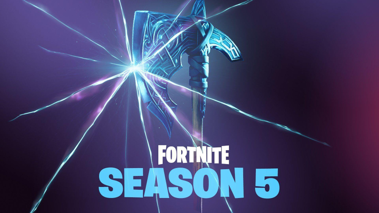 Fortnite s Final Season 5 Image Tease