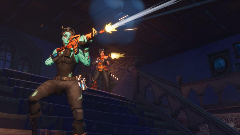 Fortnite How To Complete Fortnitemares Challenges