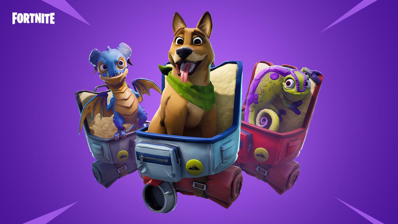 Fortnite season 6 Pets shadow stones and everything you need to