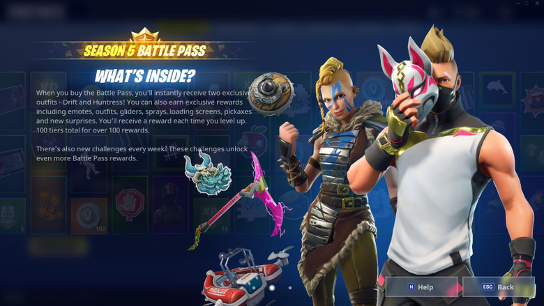 How to Level Up Fast in Fortnite Season 5
