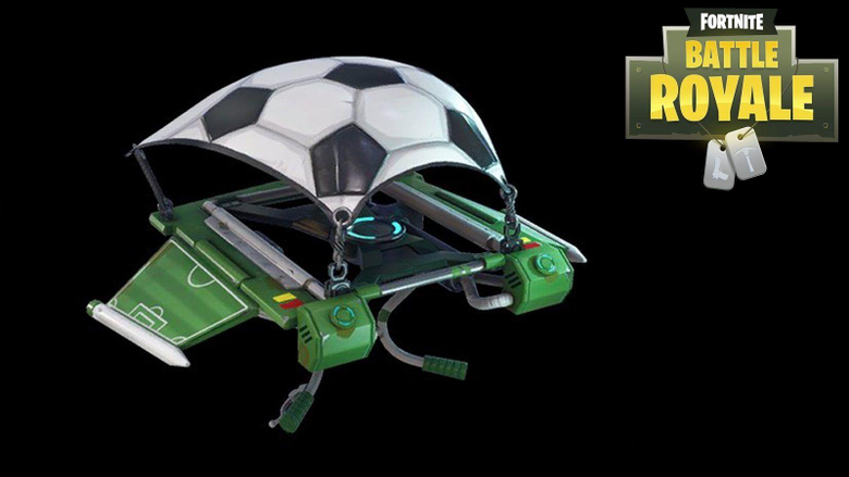 Leaked Fortnite Skins and Emotes in Update V 4 4 Show Soccer Theme