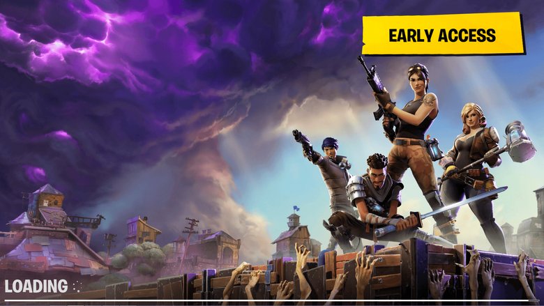 Just installed the game Can t get past this first loading screen no
