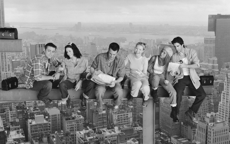 The friends tv series movies