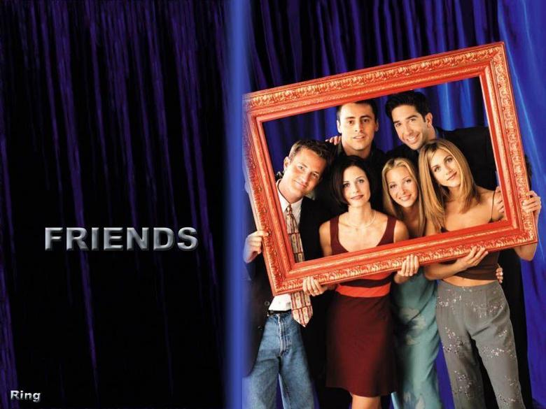 Cool wallpaper Friends tv series