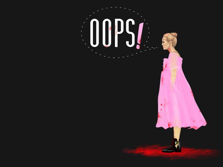 Killing Eve Illustration by Andreea Mica