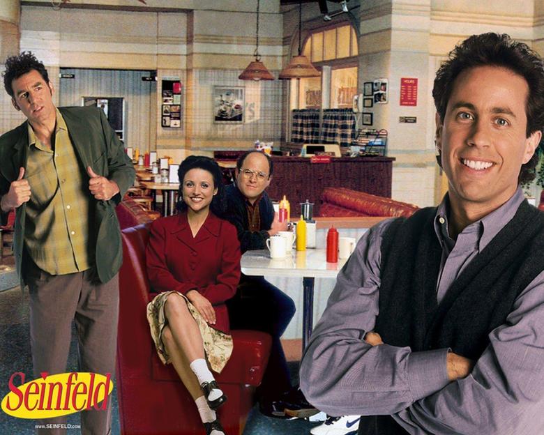 Seinfeld Coming to Hulu 11 Best Seinfeld GIFs