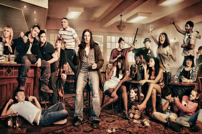 SHAMELESS series comedy drama wallpapers