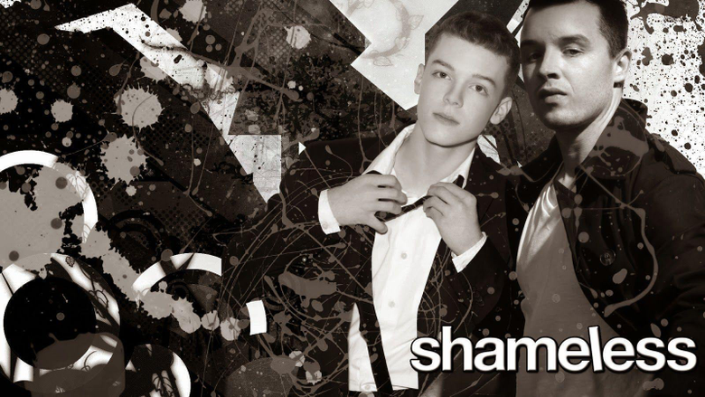 Wallpapers Shameless Ian Mickey Paint Wallpapers