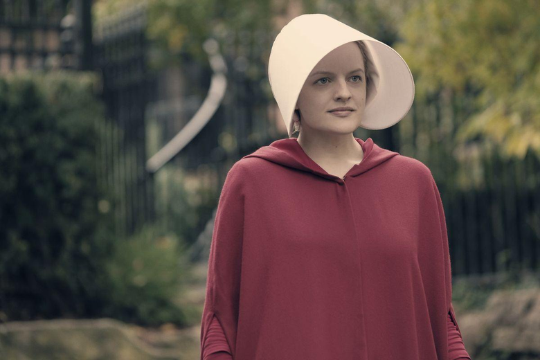 Elisabeth Moss on The Handmaid s Tale and what happens when sex