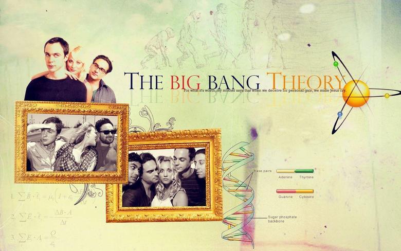 The Big Bang Theory HD Wallpapers
