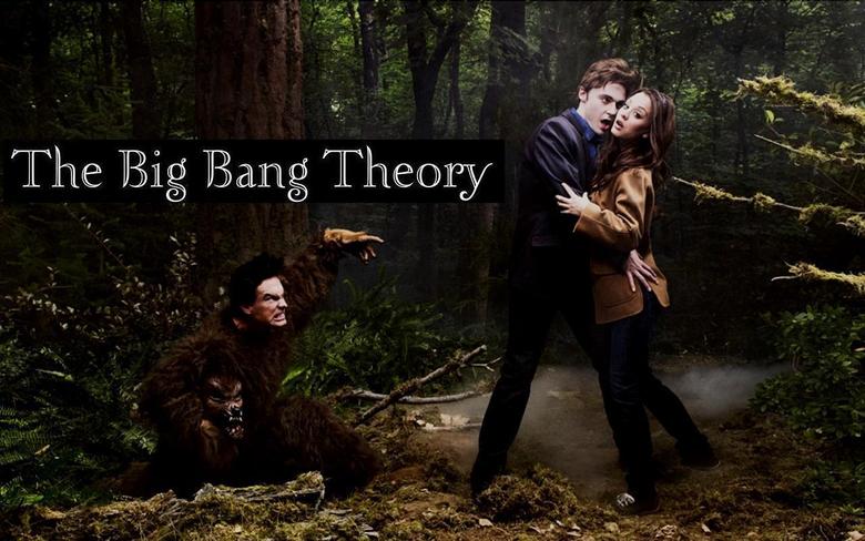 The Big Bang Theory Twilight Spoof