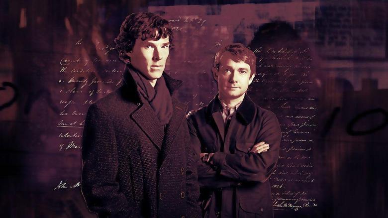 BBC Sherlock by lovingcompulsion