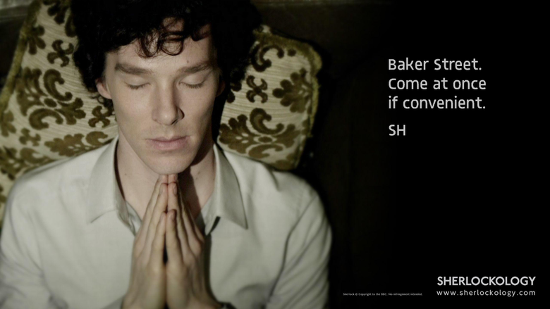 more of this please 3 Benedict Cumberbatch Sherlock 112