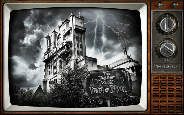 The Twilight Zone Tower of Terror at Disney s Hollywood Studios