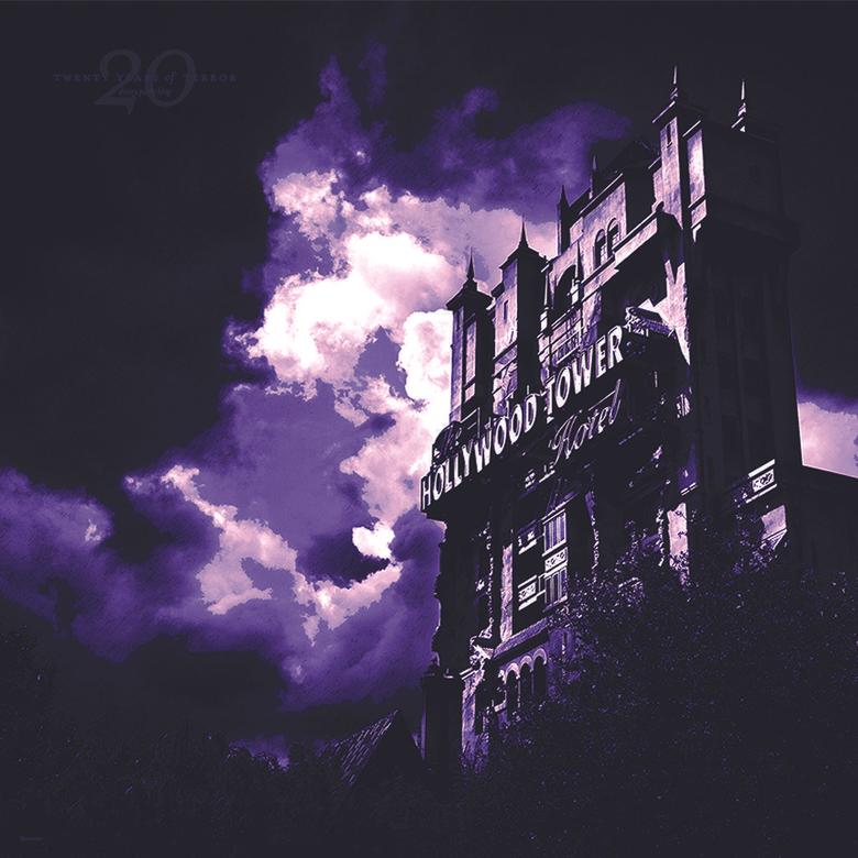 our Disney Parks Twilight Zone Tower of Terror Wallpapers